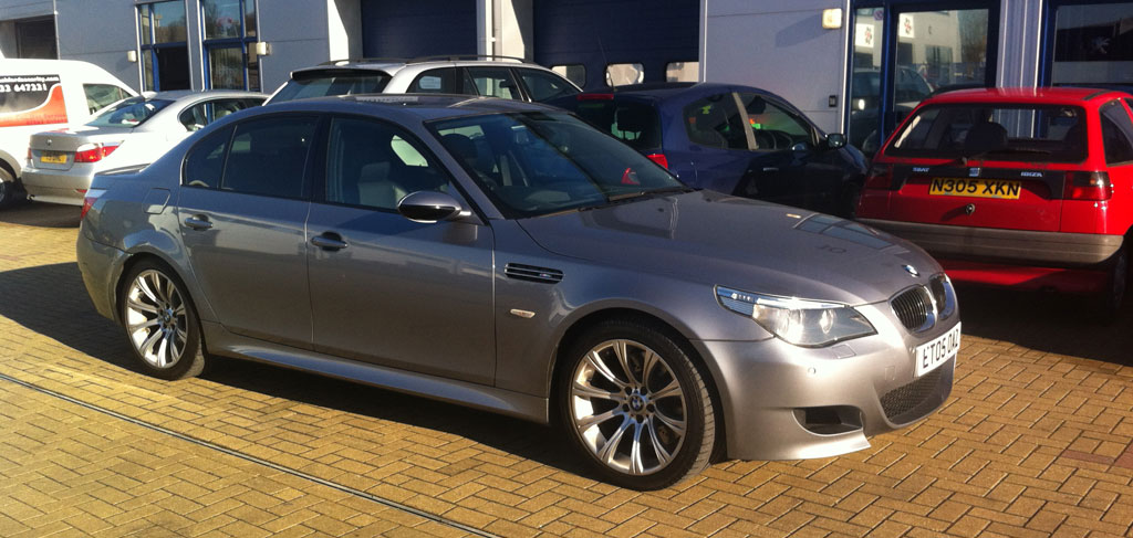 Uk E60 M5 Andy Car Thread Bmw M5 Forum And M6 Forums